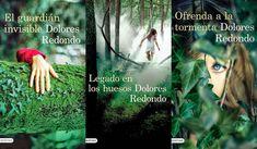 Dolores Redondo: Trilogía del Baztán