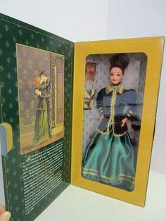 Yuletide Romance 1996 Barbie Doll NRFB #Barbie