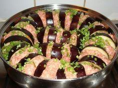 Баклажаны по-турецки. | Школа шеф-повара