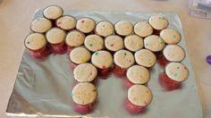 Sew God's Grace: Horse Cupcake Cake