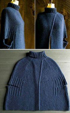 capa tejida
