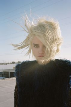 Sky Ferreira is pretty in punk princess inspired looks for ASOS Magazine