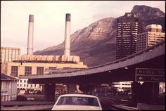 Old Power Station, Cape Town Old Pictures, Old Photos, Vintage Photos, Cape Town, Old Houses, Places To Travel, South Africa, Beautiful Places, Memories