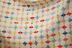 Hyacinth Quilt Designs: What's old is new again!
