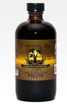 Benefits of Jamaican Black Castor Oil
