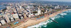 Travel to Durban, South Africa - Durban Travel Guide - Easyvoyage Travel Advice, Travel Guide, Durban South Africa, Weather Predictions, Port Elizabeth, New Travel, Plan Your Trip, Seaside, New York Skyline