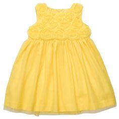 Amazon.com: Carter's Baby Girls Rosette Dress Set (New Born-24Months): Clothing