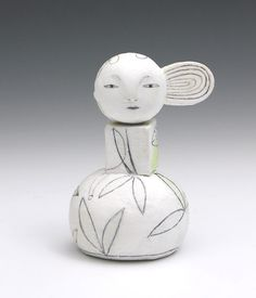 Christine Kaiser - springtime tiny sculpture