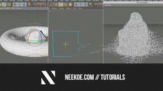 Tutorial - Inheritance Effector & Particle Morph on Vimeo
