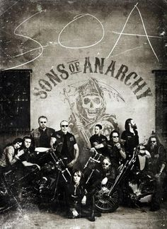 Son Of Anarchy  Tv series about the life of motorcycle club