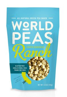 Santa Barbra Ranch World Peas