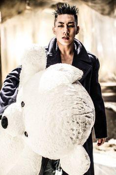 Cross Gene's Casper is a tough guy in 'Noona, You' teaser images | allkpop.com