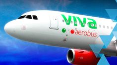Viva Aerobus aumenta su cifra de pasajeros