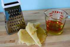 beeswax wood polish recipe. want to add lavender oil