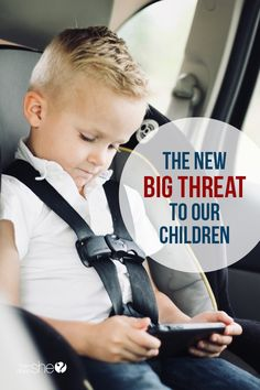 The new BIG THREAT to our children, and how to combat it