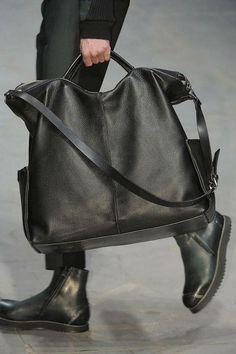 super popular 2e0a8 4c233 Leather Mens Fashion, Fashion Bags, Big Bags, Designer Taschen, Taschen  Online,