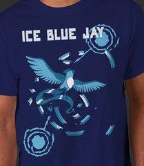 Ice Blue Jay PRE-ORDER TILL DECEMBER 9 | Shark Robot