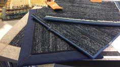 Desso Ex denim serie met verschillende afwerkingen. Prachtig stoer karpet, met de kwaliteit van een tapijt, mooi te combineren met stoere materialen denkende aan cognac kleurig leer . Patspersonalinterior