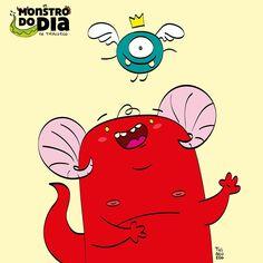 #MonstroDoDia  #rabiscododia