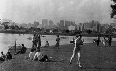 1965 - Parque do Ibirapuera.