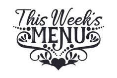 This Week's Menu (SVG Cut file) by Creative Fabrica Crafts · Creative Fabrica Sign Stencils, Stencil Templates, Mockup Templates, Templates Free, Chalkboard Wall Calendars, App Design Inspiration, Menu Design, Family Quotes, Svg Cuts