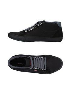 EASTPAK Men's High-tops & sneakers Black 10 US