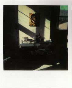 San Gregorio, November 24, 1983_II    Instant Light: Tarkovsky Polaroids    Edited by Giovanni Chiaramonte & Andrei Tarkovsky  Introduction by Tonino Guerra    Thames & Hudson  2004  ISBN: 0 500 28614 0    www.worldcat.org/oclc/62796344