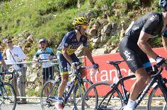 Alberto Contador ran out of steam on the final climb