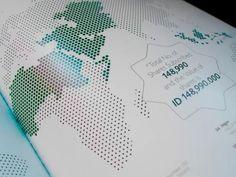annual report design ideas