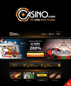 The busy folks over at CasinoCom have been hard at work to create a new and improved online casino experience for their customers.  --  #OnlineCasino #NewCasino