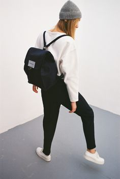 Spring Sale: up to 40% off! Backpack 01 Denim