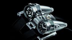 Turbinenturbo: MB & F Horological Machine N°4 Thunderbolt