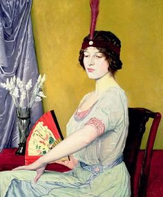 william strang paintings | ... by William Strang (1859-1921)