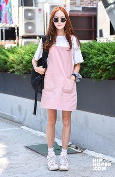 이미연 > Street Fashion   힙합퍼