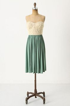 More Anthro, Gathering Breeze Dress