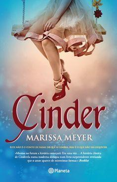 Portuguese: Cinder by Marissa Meyer