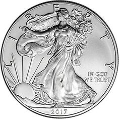 awesome 2017 American Silver Eagle (1 oz) $1 Brilliant Uncirculated US Mint