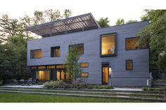 Cambridge House | Anmahian Winton Architects | Photo: Jane Messinger | Archinect