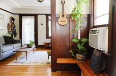 "A ""Homebody's Haven"" Vintage Craftsman Home"