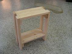 Do It Yourself (DIY) Simple Aquarium Stand: DIY Simple Aquarium Stand - Final Assembly