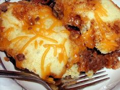 Stove Top Tamale Pie. Photo by FlowrBx