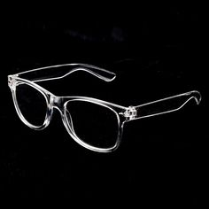 574600725e1d Men Women Eyeglass Frame Vintage Transparent Glasses Retro Plain Lens Optic  is hot sale at NewChic