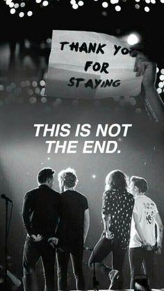 Este no es el final ❤