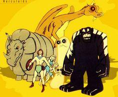 Relembre mais de 100 desenhos e séries que fizeram sucesso nos anos 80 - Superinteressante