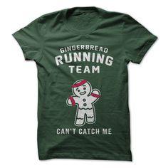 Gingerbread Running Team