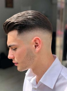 33 Best Men\'s Short Fade Haircuts & Hairstyles for 2018 | Mens ...