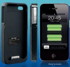 Consigue la Funda con Batería para iPhone con Sport ¡Más información aquí http://ofertasdeprensa.com/consigue-la-funda-con-bateria-para-iphone-con-sport/ !