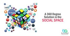 BrandAppZ offers complete social media solution- from content, to creative, media buying & applications. If you are looking for a company that provides a 360 degree solution in the social space, your search ends with this link: http://www.brandappz.com/contact/