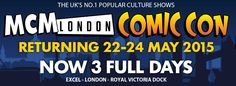 London May 2015 Let's Rock!