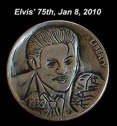 Adam Leech - Elvis 75th, Jan 8, 2010